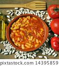 燉湯 豆子 豆 14395859