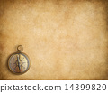 เข็มทิศ,เก่าแก่,ทอง 14399820