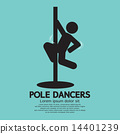 Pole Dancers Graphic 14401239