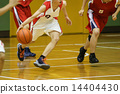 basketball, game, dribble 14404430
