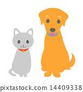 寵物狗和貓 14409338