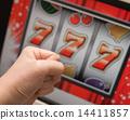 槽 老虎机 赌博 14411857