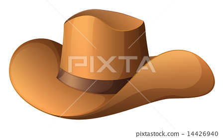 A brown hat 14426940