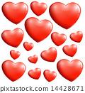 background heart love 14428671