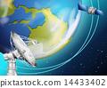 A satellite 14433402