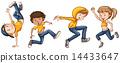 舞蹈 跳舞 舞 14433647
