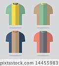 เสื้อยืด,ชุด,ออกแบบ 14455983
