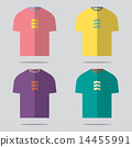 เสื้อยืด,ชุด,ออกแบบ 14455991
