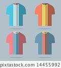 เสื้อยืด,ชุด,ออกแบบ 14455992