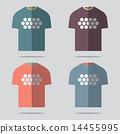 t-shirt,set,design 14455995