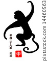 year of the monkey, monkey, monkeys 14460563