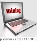 單詞 採礦 電腦 14477013