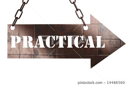 practical word on metal pointer 14486560