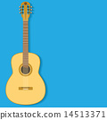 classic guitar 14513371
