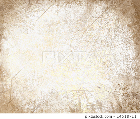 Vector old paper texture. - Stock Illustration [14518711] - PIXTA