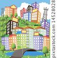 Cartoon City 14528028