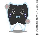齲齒 蛀洞 牙齒 14530028