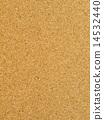 Cork notice board 14532440