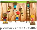 kids, climbers, kid 14535002