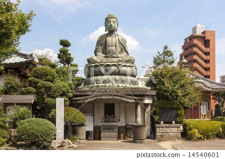 The Utsunomiya Daibutsu (Great Buddha) Japan 14540601