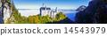城堡 新天鵝堡 德國 14543979