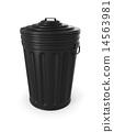 垃圾 罐子 罐頭 14563981