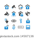 security, concept, icon 14567136