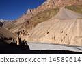 喜马拉雅山 山 峡谷 14589614