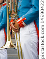 brass, parade, trumpet 14590422