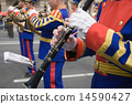 Army brass band 14590427