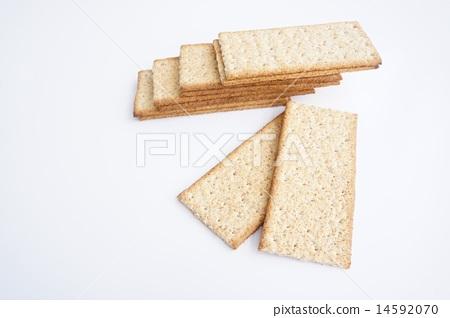 Graham cracker (whole grain cracker) 14592070