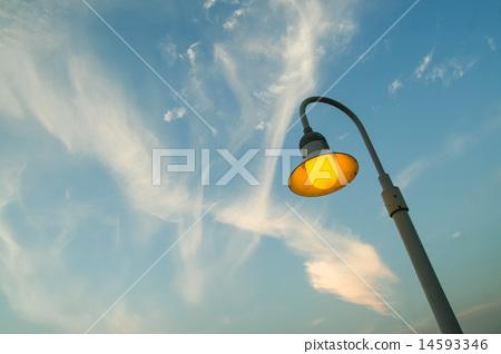 路燈 14593346
