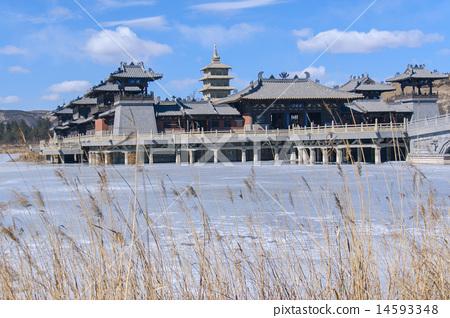 中國仿古建築 14593348