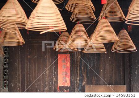 中國盤香 14593353