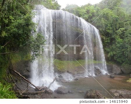 팔라우 바베루다오부 섬 가라스마오 폭포 14615940