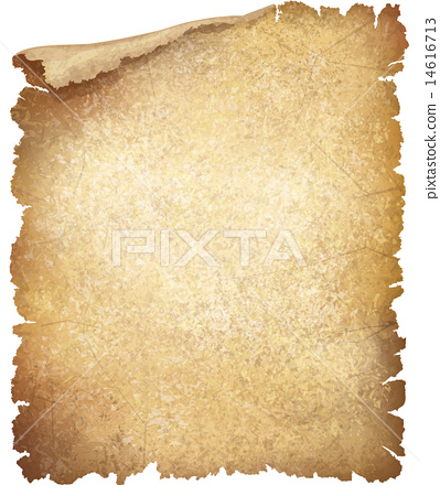 Vector old paper texture. - Stock Illustration [14616713] - PIXTA