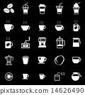图标 黑色 咖啡 14626490