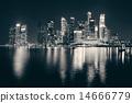 新加坡 天際線 海濱 14666779