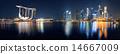 新加坡 天際線 海濱 14667009