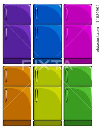 Refrigerators 14686904