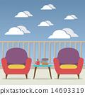 balcony,interior,empty 14693319