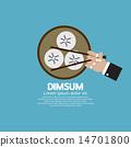 Dimsum With Chopsticks 14701800