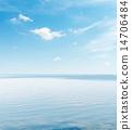 푸른, 고요한, 바다 14706484