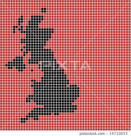 영국 픽셀 아트 (위험 이미지) 14710053