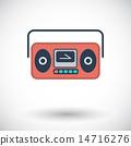 Boombox 14716276