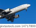 噴氣式飛機 飛行 航班 14717800