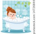 洗个澡 14726844