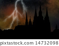 Prague casle - Cathedral of St Vitus 14732098