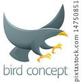 design, concept, bird 14750851