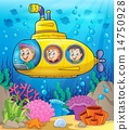 Submarine theme image 2 14750928